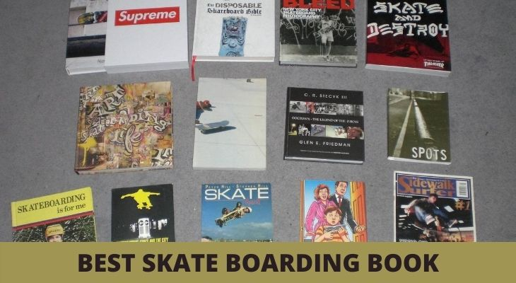 best skate boarding books