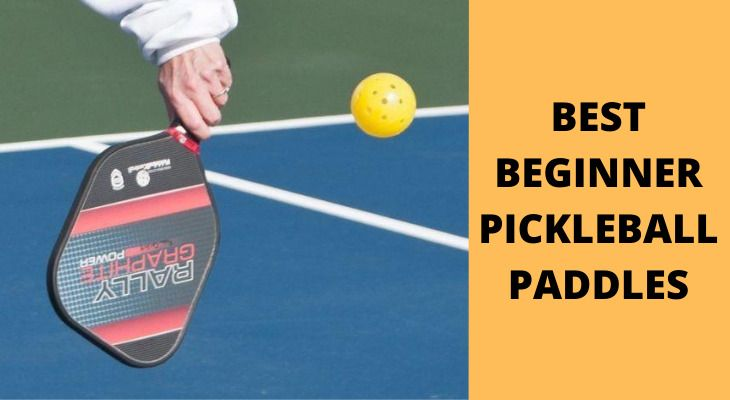 best beginner pickleball paddles