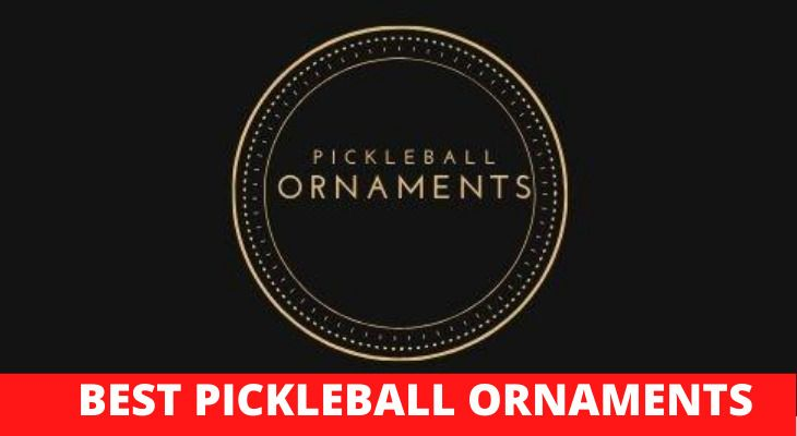 best pickleball ornaments review