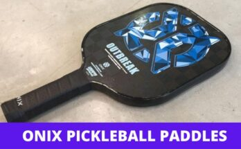 onix pickleball paddles
