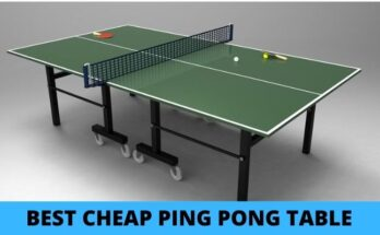 Cheap Ping Pong Table